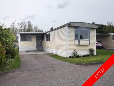 Surrey Rancher/Bungalow for sale:  3 bedroom 1,162 sq.ft. (Listed 2017-08-14)